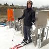 Uczniowie 1 LO na nartach