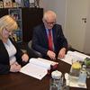 Podpisanie umowy na zakup autobusów elektrycznych