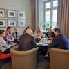 Spotkanie z przedstawicielem Sölvesborga