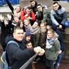Licealiści II LO w Warszawie