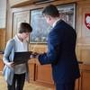 Stypendia burmistrza 2017 cz.1