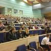 Młodzież z II Liceum Ogólnokształcącego na Targach Edukacyjnych na Uniwersytecie Gdański.