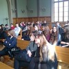 Wizyta w sądzie uczniów z II LO
