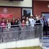 Uczniowie I LO z wizytą w stacji meteorologicznej…