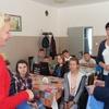 Młodzież z Wołkowyska w Malborku