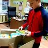 Książki od klubu wolontariatu trafiły do Powiatowego Centrum Zdrowia