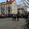 Uczniowie I LO uczestniczyli w Obchodach 99. Rocznicy Odzyskania Niepodległości