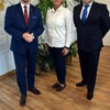Przedstawiciele hotelu Malbork by DeSilva