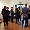 Wystawa prac uczniów Liceum Plastycznego w Gronowie Górnym