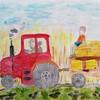 """Konkurs plastyczny """"Zagrożenia wypadkowe w indywidualnych gospodarstwach rolnych"""""""