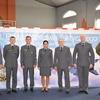 Uroczyste zakończenie szkolenia z samoobrony dla kobiet w 22.Bazie Lotnictwa Taktycznego w Malborku