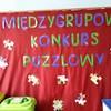 Międzygrupowy Konkurs Puzzlowy
