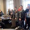 Uczniowie z Trok w I LO