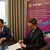 Umowa z Energa Oświetlenie