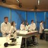 Zajęcia laboratoryjne uczniów II LO w Centrum Experyment w Gdyni