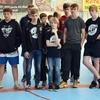 Wymiana UKS Bombek - Monheimer Skunks - turniej
