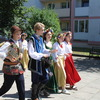 Korowód w ramach XVI Międzynarodowego Festiwalu Kultury Dawnej