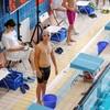 Kamil Czarnota z MAL WOPR ze srebrnym medalem na  Otwartych Mistrzostwach Województwa Pomorskiego w Pływaniu