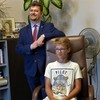 Burmistrz nagrodził malborskich hokeistów
