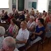 Wymiana seniorów Malbork - Monheim - spotkanie w Szpitalu Jerozolimskim