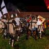 Oblężenie Malborka - bitwa nocna