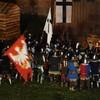 Inscenizacja Oblężenie Malborka