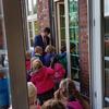 Przedszkolaki z SP 5 z wizytą u burmistrza