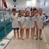 Medale MAL WOPR w zawodach z pływackimi mistrzami w Toruniu