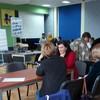 Spotkanie sieci współpracy i samokształcenia dla nauczycieli bibliotekarzy szkół powiatu malborskiego i sztumskiego