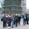 Studenci z Bydgoszczy z wizytą studyjną na obszarze malborskiej rewitalizacji