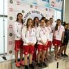 Cztery medale i kolejny rekord Polski Pauliny Cierpiałowskiej w Oświęcimiu