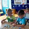 Maraton układania puzzli w Przedszkolu nr 8