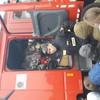 """Akcja SP3 """"Przynieś pluszaka dla strażaka"""""""