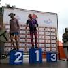 Castle Triathlon Malbork 2020 - dekoracja 1/4 IM