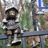 figurki Marianka - oficjalnej maskotki Malborka