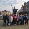 Rada Seniorów z Miasta i Gminy Krzywiń z wizytą studyjną w Malborku